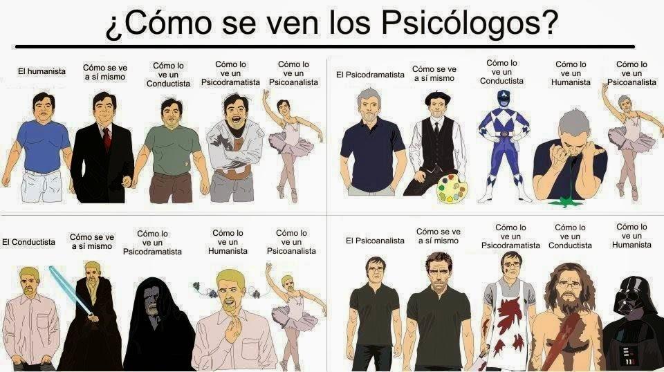 como se ven los psicologos