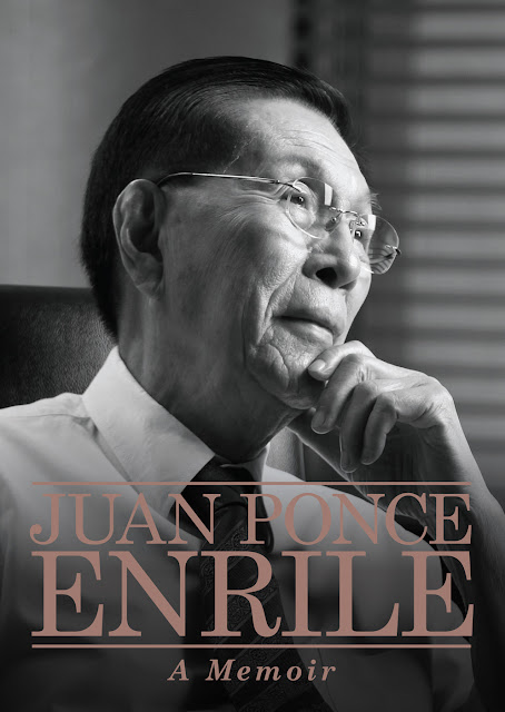 Juan Ponce Enrile, A Memoir Now Available for Digital Download