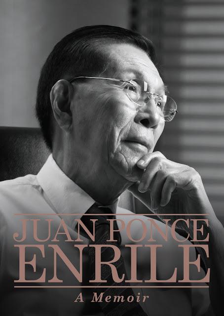 Juan Ponce Enrile, A Memoir Now Available for Digital Download