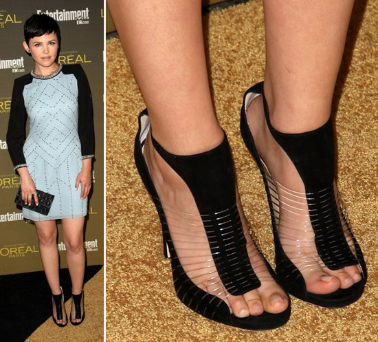 Ginnifer Goodwin cipők