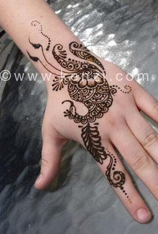Pakistani Girls hand mehndi designs