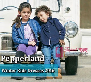 Pepperland Winter Kids Dresses 2016-2017