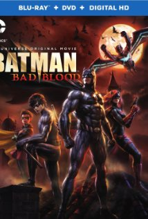 Batman Bad Blood 2016