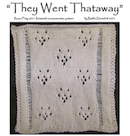 2011 Commemorative Iknitarod Stitch pattern
