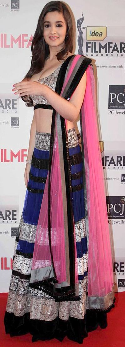 Wear Bollywood Lehengas To Get Perfect Look