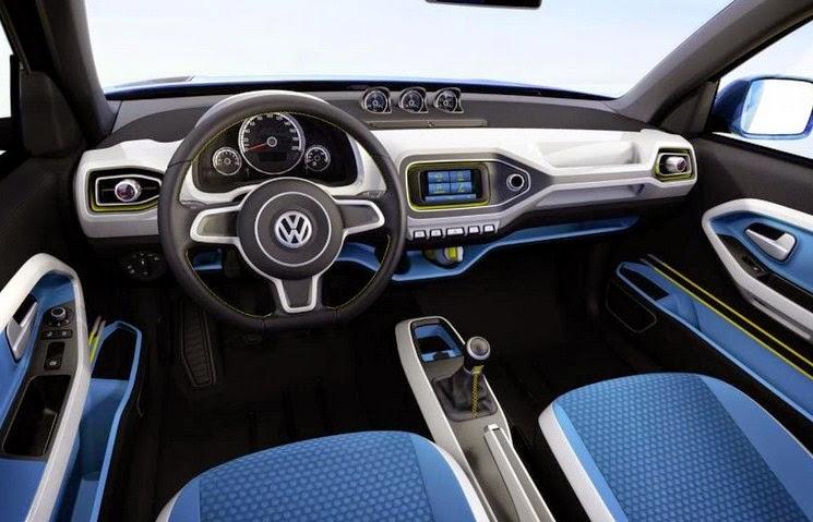 2016 Volkswagen Beetle interior