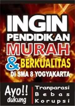 Contoh Poster Niaga :