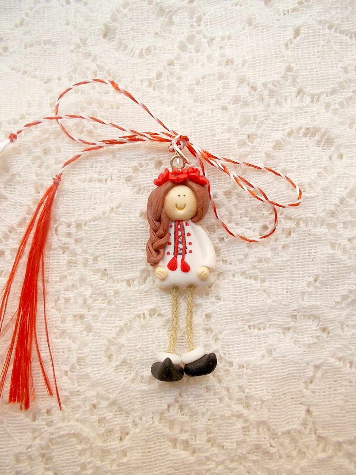 Mărţişoare handmade