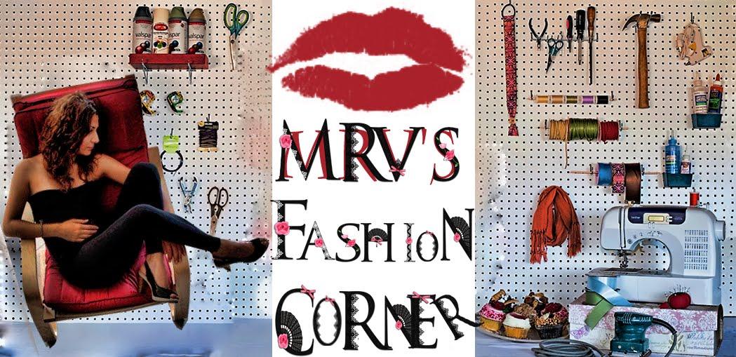 MRV s FASHİON corner