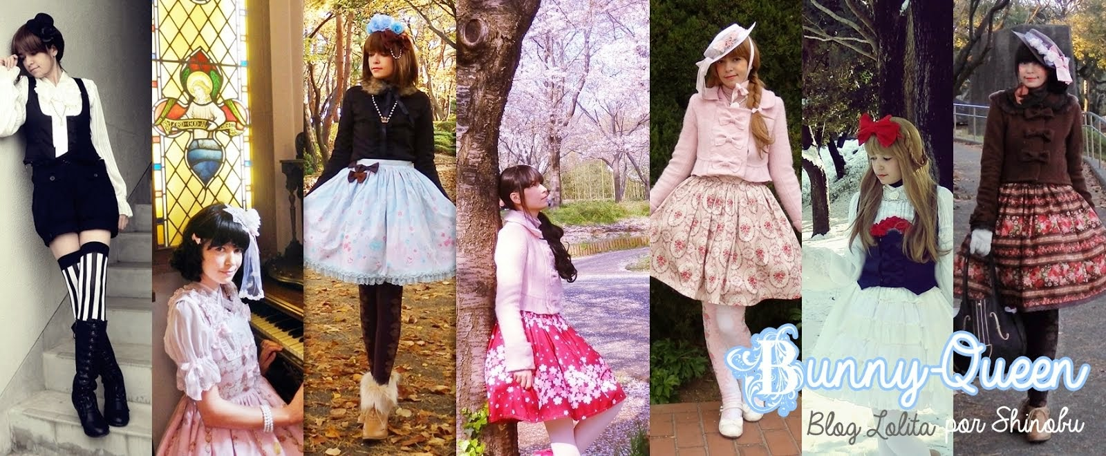 Blog Lolita en Japon por: Shinobu