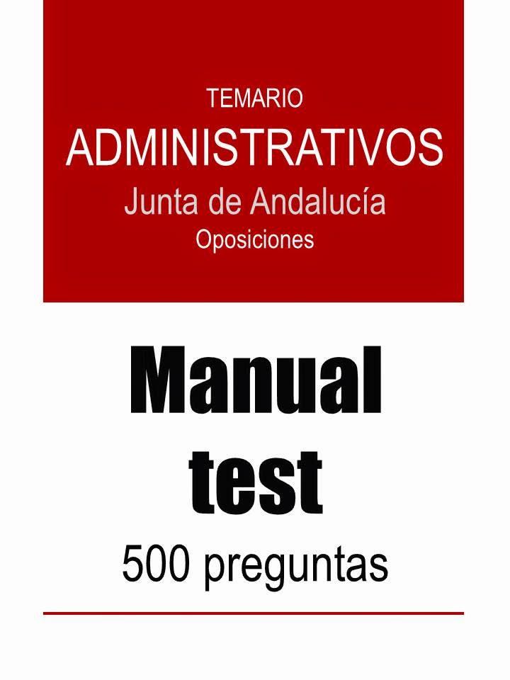 Manual test 39 administrativos de la junta de andaluc a 39 - Pisos de la junta de andalucia ...