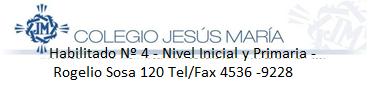 COLEGIO JESÚS MARÍA CARDONA