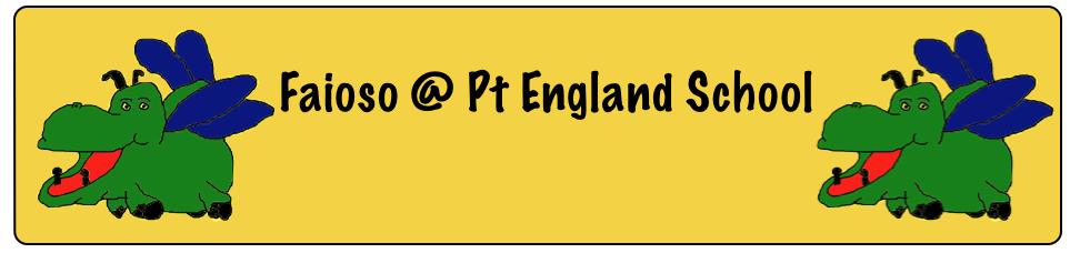 Faioso @ Pt England School