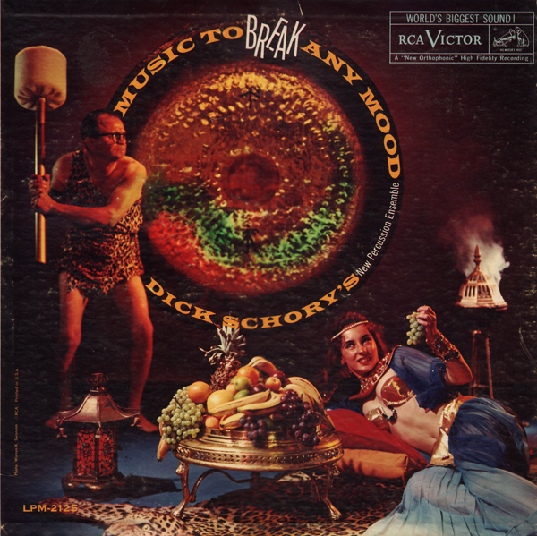 Dick Schorys Percussion Pops Orchestra Politely Percussive