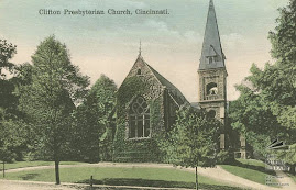 CINCINNATI POSTCARDS: Clifton Presbyterian Church