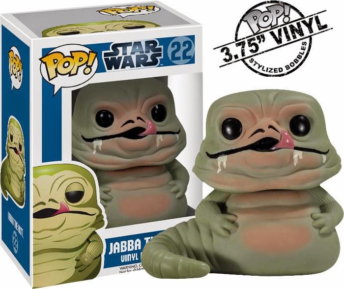 Cabezón Jabba the Hutt