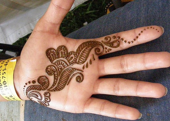 Mehndi Design For Hands Simple Indian Mehndi Designs For Beginners