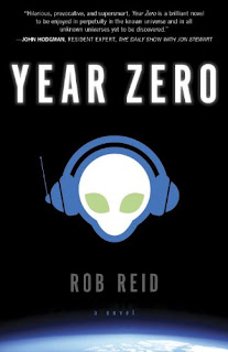 cover of 'Year Zero' by Rob Reid