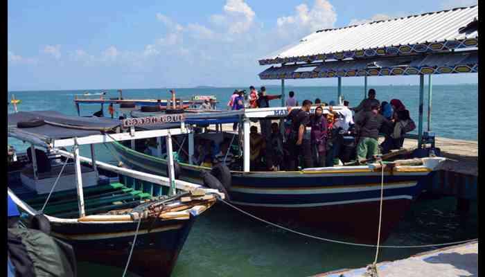 Tempat Wisata Yang Murah Tapi Asik di Tangerang - Pantai Tanjung Pasir