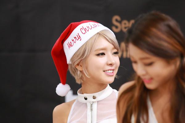 AoA Choa Christmas