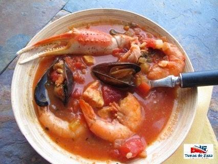 Marisco Sopa