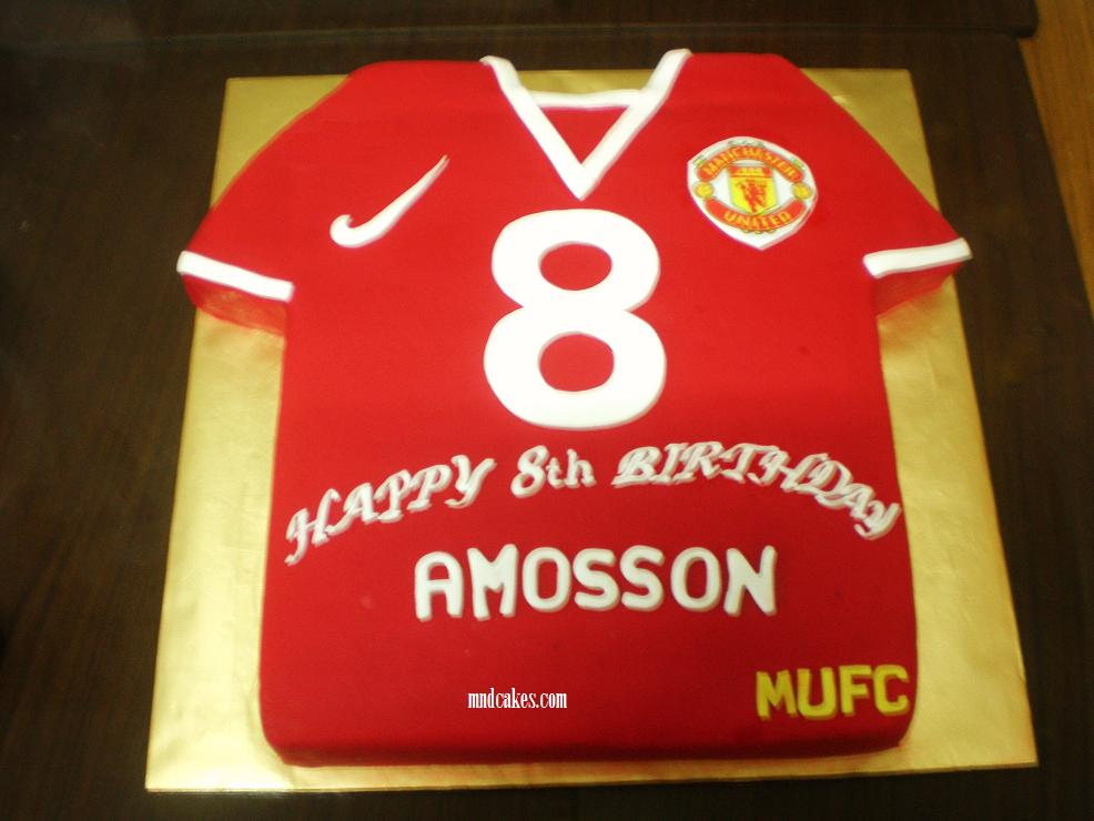 No 1 Manchester United Fan Amosson