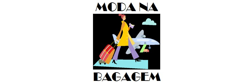 Moda na Bagagem