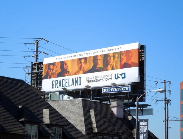 Graceland usa billboard