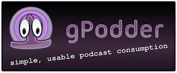 como descargar podcast, GPdder