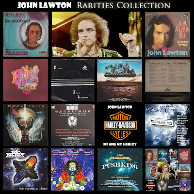 John Lawton- The Big Rarities Collection Vol 1 (1971-2011) repost
