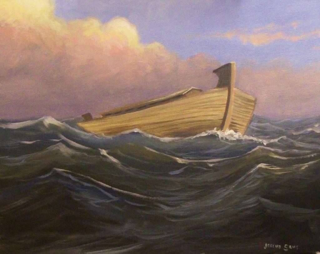 Art, Murals, and Ministry: The Gospel In Noah's Ark
