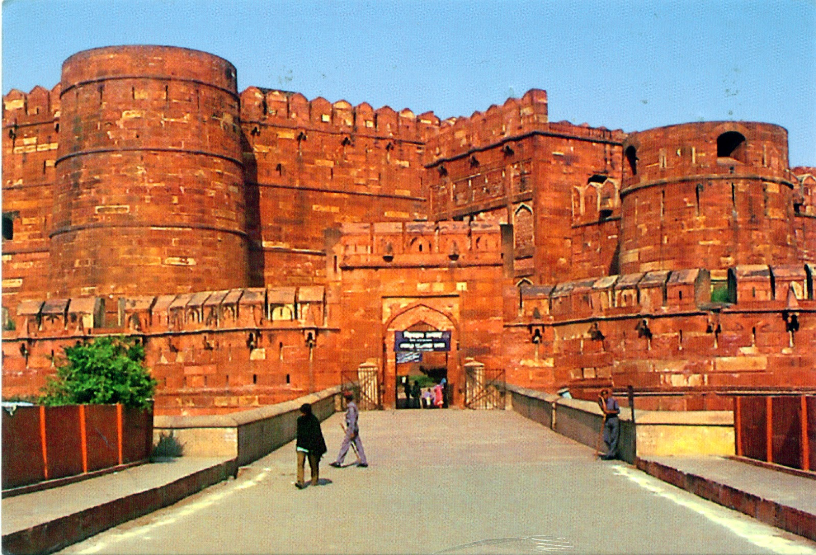 Agra India  city pictures gallery : ... TO MY HOME!: 0349, 1217 INDIA Uttar Pradesh Agra Fort UNESCO WHS