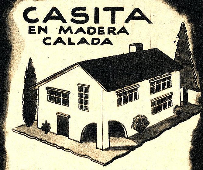 Aficiones del abuelo casa de marqueter a - Casas de marqueteria ...