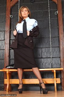 可爱的女孩 - sexygirl-Dodger_Nylons_Dungeon_Cop_DSC_0222-701351.jpg