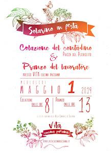 EVENT: Solarino in festa. 1 maggio 2019