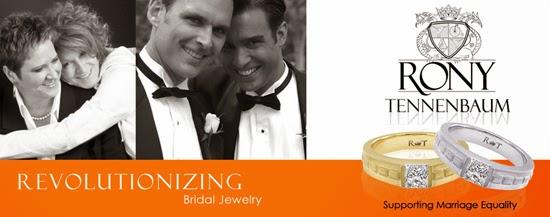 Ben Bridge Wedding Rings 83 Cool As acceptance of gay