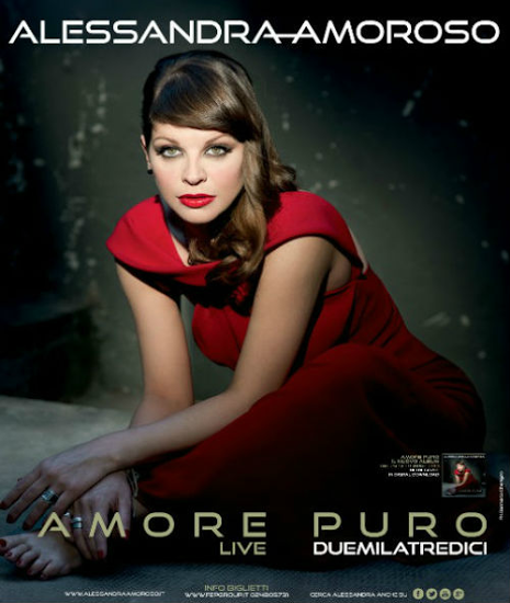 Amore Puro tour