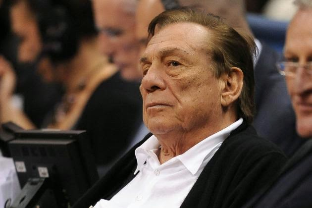 LA Clippers owner Donald Sterling doesn't want black people at his games