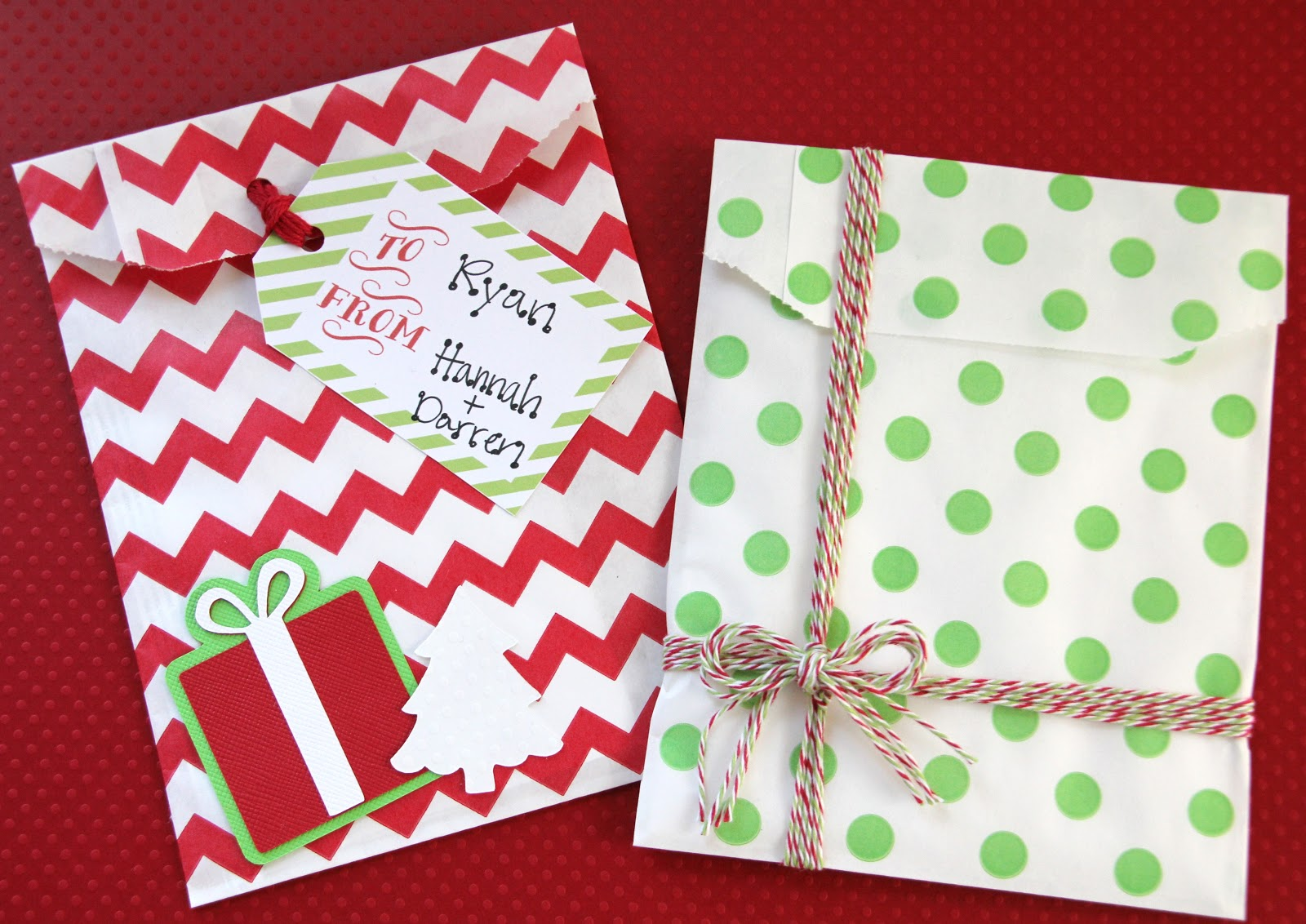 Lovely Little Life: DIY Christmas Gift Card Holders