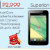 Cherry Mobile Superion Ion & Superion Lite  — 7-Inch Dual Core Android Tablets With Phone Functionality For Only Php2,999