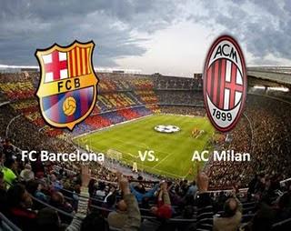 Prediksi Barca vs Milan