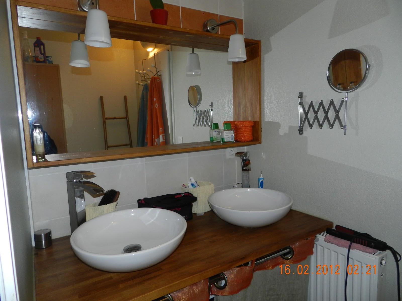 Parquet teck salle de bain leroy merlin parquet massif - Parquet teck salle de bain leroy merlin ...