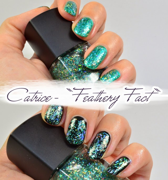 Catrice Feathered Fall LE Luxury Lacquer FEATHERY FACT