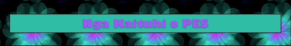 Nga Kaituhi o PES
