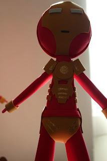 fofucho iron man