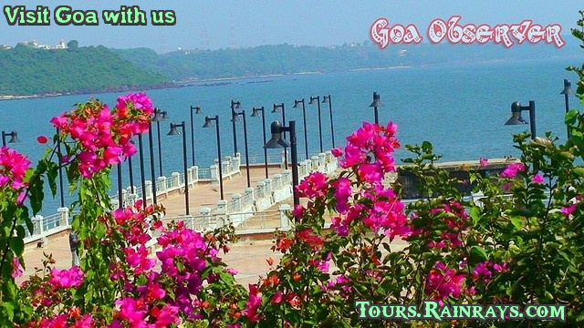 Best Dona Paula Beach, Goa India. Visit Indian in best tour deal, Get tour where you want