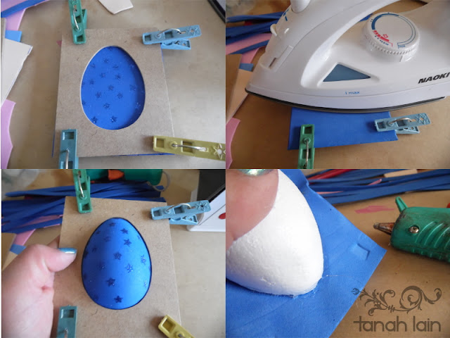 Cuadro Coraline DIY
