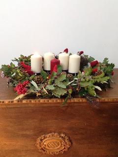 Yule wreath