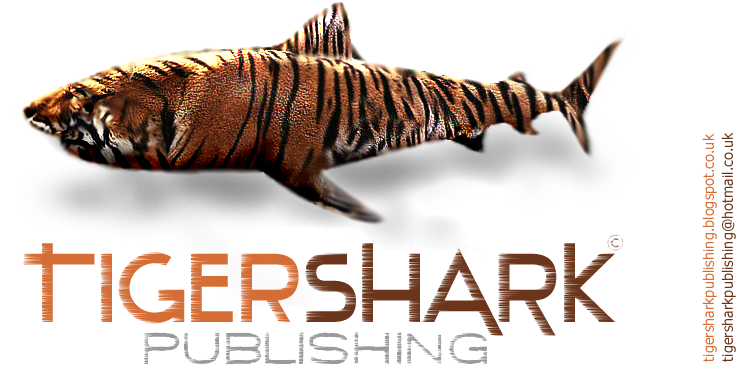Tigershark Publishing — small-press short fiction/poetry e-publisher