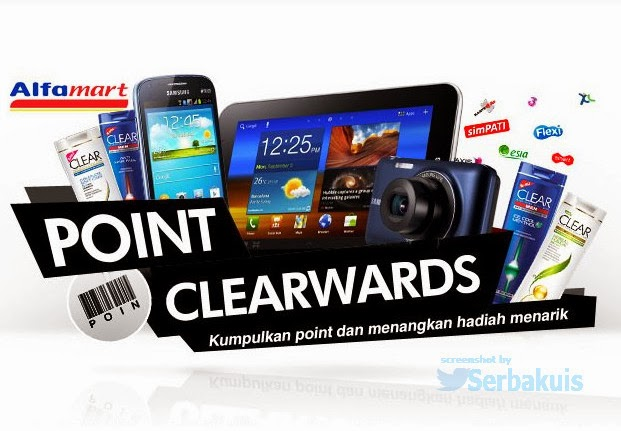 Promo Point Reward Berhadiah Gadget